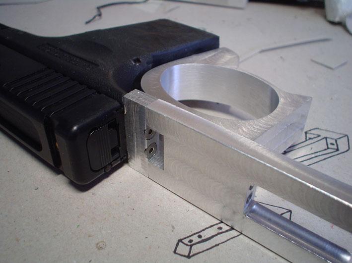 Como hacer una pistola Hammerli Build paso a paso